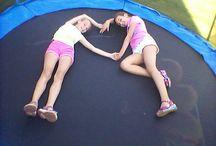ja i moja przyjaciółka