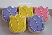 Cookies - flower