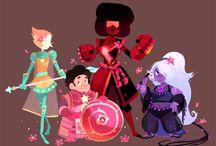 Steven universe stuff