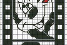 Marque page Mickey