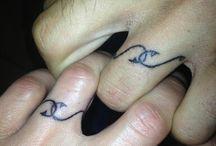 Niren an Sams first tattoo ❤️