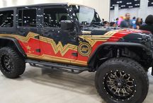 Wonder Woman Obsession