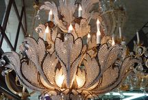 Chandeliers & Sparkles