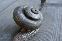 Metal Snails / by Michelle Davis