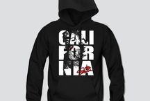 California / Wear Awesome California Shirts