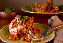 Yummy Main Dishes / by Heather Graham