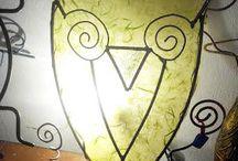 lucibattute / lampade e complementi d'arredo artigianali