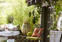 Tuin en buiten