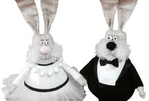 Designer Wedding Toys / Handmade, Designer Fabric Toys that are perfect Wedding Gifts for your loved ones