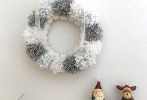 リース クリスマス