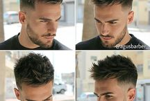 hairstyle short mens