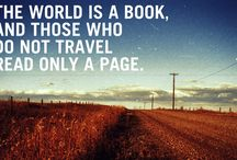 Words to Travel by