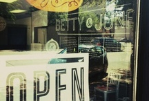 My future bakery/coffee/craft shop will have this...