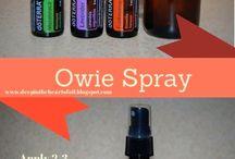 Essentially Oily / Essential oils