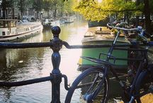 AMSTERDAM with doudou / oh yeah