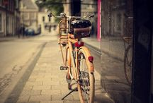 Bicycles photography