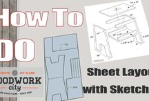 Sketchup 3d Project Layouts