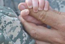 Newborn Military Photos / by Vanessa Voss