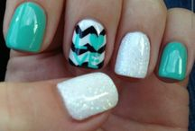 things to do with nails.