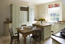Warm and welcoming / When the owners of a working farm wanted to replace their Victorian farmhouse kitchen, we created a warm, welcoming hub of the home with simple lines and natural materials, for an understated but uniquely beautiful finish.