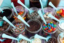 Wedding Food Ideas / Food stations, and new wedding menu ideas