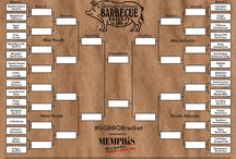 2015 Ultimate Barbecue Bracket / We've put together a bracket of barbecue standouts, old-school and new, from across the South.
