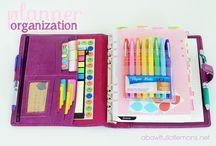 organization / by Shelby Beane