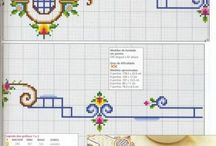 Crossstitch Tablecloth