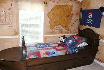 Baby Brant's room ideas