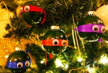 Holiday crafts / by Molly Bernstein