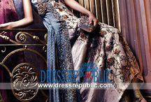 Indian Dresses / by nezih bhamani