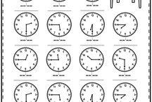 Education The clock