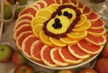 Candy bar&Fruit buffet / Delicious