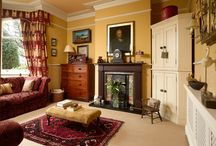 Pins & Ribbons - Our Homes / A Sneaky Peek into the home's of P&R staff