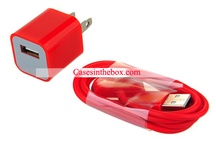 iPhone 4 Charger  / by CasesInTheBox.com