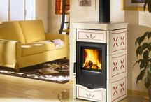 Woodburning cookers Fireplaces