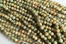 Multicolor Cats Eye Gemstone Beads