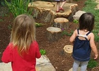 stepping stumps for kids