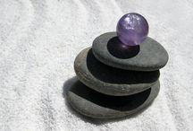 equilibrio / equilibrio, serenidad interior
