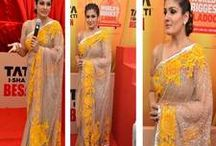 Bollywood Stunning Designs / Best collection of Bollywood stunning designer sarees and lehengas !