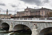 Wanderlust ★ Stockholm