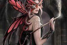 draken / fantasie