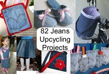 Uses for jeans