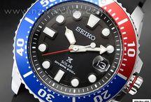 Seiko Solar Powered Watches