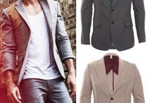Men can dress well too! / a guide to better style