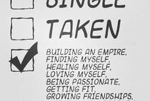 Single and loving myself