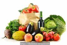 Alimentos para diabéticos