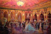 Luxurious Ballroom Wedding
