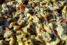 Food and Recipes: Pasta / Pasta recipes.  / by Lora Hogan
