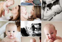 Photography Inspiration ~ Babies / Inspiring newborn and baby photos